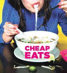 Cheap Eats 2013 - Portland's Best Cheap Eats