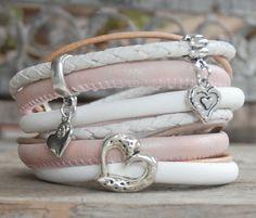 Mooie wikkelarmband voor dames