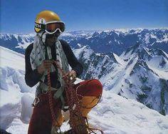 Julie Tullis K2- 1986 (1939-1986) UK. Broad Peak and K2 - Died on the descent from K2