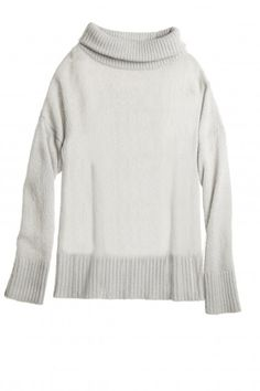 Reenee Cashmere Blend Turtleneck Sweater | Calypso St. Barth
