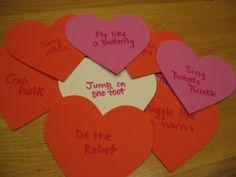 Preschool Movement Activity