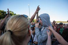 Ruisrock 2014 Photo by Joonas Vohlakari