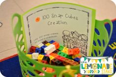 Last week, we celebrated being 100 days smarter!  It was the 100th day of school, which is so hard to believe that the year is more than ha...