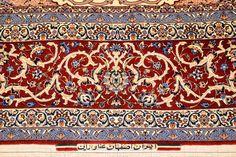 Isfahan 10x13 80 Raj