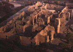 Termas de Caracalla, La Arquitectura Romana,