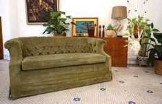 Browse the latest merchandise in store at Rocket Century in Saint Louis, MO. Loveseat Sofa, Couch, Mid Century Modern Furniture, Green Velvet, Mid-century Modern, Love Seat, Bohemian, Link, Vintage
