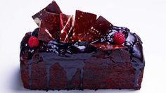 It Mayo Shock You, chocolate cake - Adriano Zumbo Zumbo's Just Desserts, Creative Desserts, Fancy Desserts, Sweets Recipes, Zumbo Recipes, Zumbo Desserts, Chocolate Mayo Cake, Chocolate Recipes, Adriano Zumbo Cakes