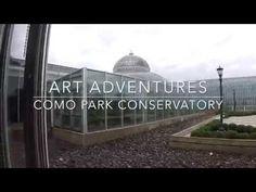 Art Adventures - Season 1 - Episode 10 - Como Park Conservatory - YouTube