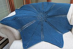 Ravelry: laurie2011's Twists and Turns Afghan/Shawl - pattern found in Crochet World Feb 2015 magazine designed by Anastacia Zittel
