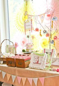 Princess Safari Birthday Party Ideas | Photo 8 of 77