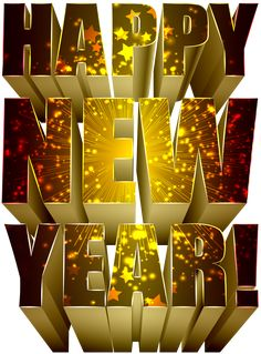 Happy New Year - Desktop Wallpaper Graphic Design Clip Art PNG - new year, christmas, commandline interface, computer, gold Happy New Year Png, Happy New Year Photo, Happy New Year Message, Happy New Year Quotes, Happy New Year Wishes, Happy New Year Greetings, New Year Wishes Images, Happy New Year Pictures, New Year Gif