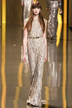 Elie Saab Fall/Winter 2012 collection.