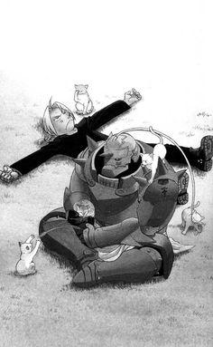 Manga Caps