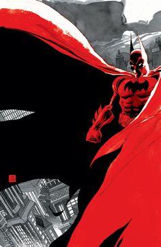 Tim Sale Bats Colour Style Batman And Catwoman 5fe4ec33c