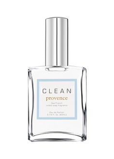 The soft, fresh, beautiful scent, captured for centuries by the fine milled soaps of France, is now a very special perfume by CLEAN. Reminiscent of pure soap and water, freshly laundered linens and open blue skies. CLEAN Provence will pamper you with a delicate, just-lathered fragrance.