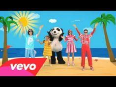 Panda e Os Caricas - Vamos De Férias - YouTube
