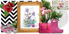 Hello spring .. by Valeria ❤ liked on #MyChildWorld