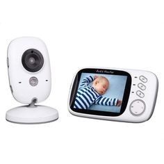 22 Baby Monitor Ideas Baby Monitor Monitor Video Monitor Baby