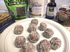 Coco Bliss Balls - Home Trends Magazine
