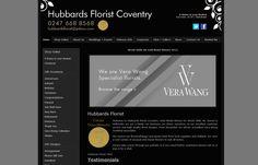 Hubbards Florist website
