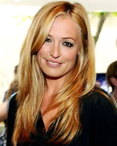 Hairstyles That Never Go Out of Style: Cat Deeley's Long Tapered Layers