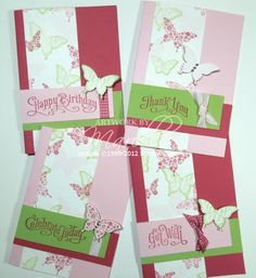 """Marelle Taylor Stampin' Up! Demonstrator Sydney Australia: All About """"P""""!"""