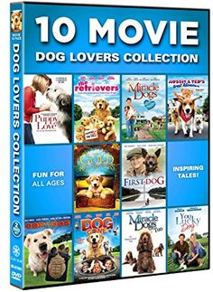 10 Movie Dog Lovers Collection [Import]