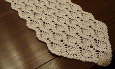 Table Runner Patterns | Crochet Patterns