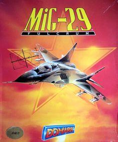 AtariCrypt: MIG-29 Fulcrum