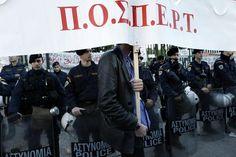 Атина: Сукоб полиције и опозиције - http://www.vaseljenska.com/vesti-dana/atina-sukob-policije-opozicije/