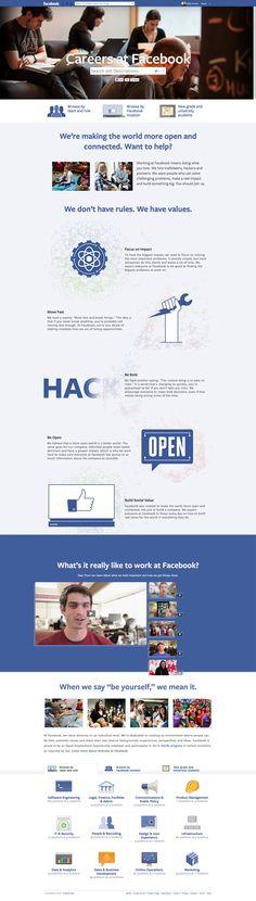 Facebook Careers