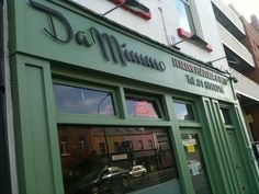 Don Mimi's/Da Mimmo's Italian restaurant on North Strand in Dublin. Favourite place to eat in the city. Top Restaurants, Places To Eat, Restaurant Bar, Memories, City, Memoirs, Souvenirs, Cities, Remember This