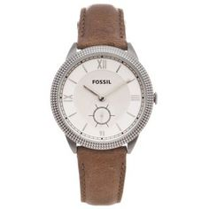Montre pour femme : @Overstock  This stylish women's 'Sydney' watch from Fossil feature