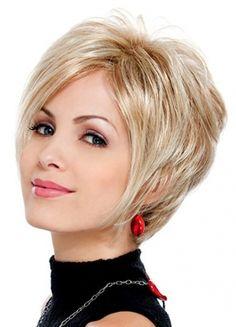 Side Bangs Synthetic Wig 2013