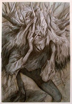 Original Comic Art titled Brian Froud Original, located in James's Jim Gs Fantasy Art Comic Art Gallery Forest Creatures, Magical Creatures, Fantasy Creatures, Brian Froud, Leprechaun, Fantasy World, Fantasy Art, The Dark Crystal, Goblin