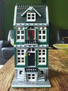 lego modular: