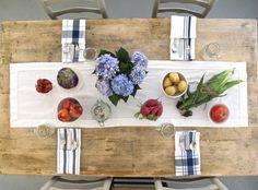 Farm Themed Table Setting