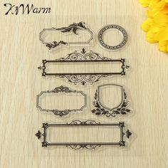 Cheap stamp antique, Buy Quality stamp nail design directly from China stamp office Suppliers:        1pcs Mixed Pattern Star Transparent Seal Stamp For DIY Photo Album Diary Card Scrapbooking Hand Account Decoratio