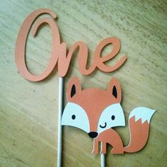 Woodland Cake Topper, Woodland First Birthday Cake Topper Set, One Cake Topper, Fox First Birthday Cake Topper, Woodland Cake Topper Set - gâteau 1 an Robin - first birthday cake-Erster Geburtstagskuchen Harry Birthday, First Birthday Cakes, First Birthday Parties, Birthday Party Themes, Boy Birthday, First Birthdays, Birthday Ideas, Woodland Cake, Woodland Party