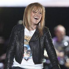 A cantora Kelly Clarkson foi um dos grandes destaques do Pop Music Festival 2012, que aconteceu neste sábado (23) na Arena Anhembi, em SP.