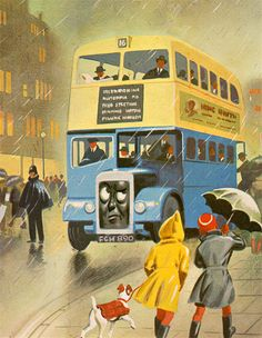 Tootles the Taxi and Other Cars and Trucks by my vintage book collection (in blog form), via Flickr