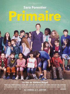 Sara Forestier retourne à l'école dans le nouveau film d'Hélène Angel dont la bande-annonce vient d'être dévoilée. Plongez au coeur d'une année charnière, celle d'une classe de CM2.