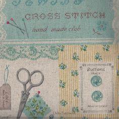 Yuwa - Yuwa - Live Life Collection - Sewing Kit