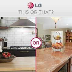 Butcher block or Marble: What makes up your dream kitchen counter?