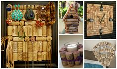 Magnificent DIY Projects You Can Do With Wine Corks.INCREDIBLE!   nexter