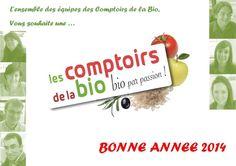Les Comptoirs de la Bio Groupement de magasins Bio indépendants  www.lescomptoirsdelabio.fr