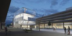 5 Ideas to Transform Preston Bus Station into New Youth Center