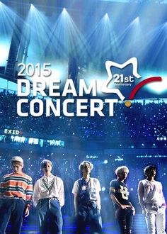 2015 Dream Concert (2015) - The world's biggest K-pop festival marked its 21st year in 2015, with groups such as EXO, 4Minute and SHINee electrifying the Seoul World Cup Stadium.