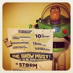 THE SHOW MUST!