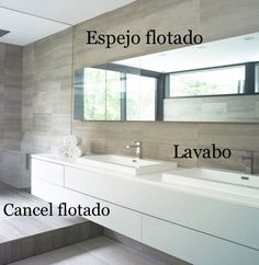 Muebles de baño y cancel